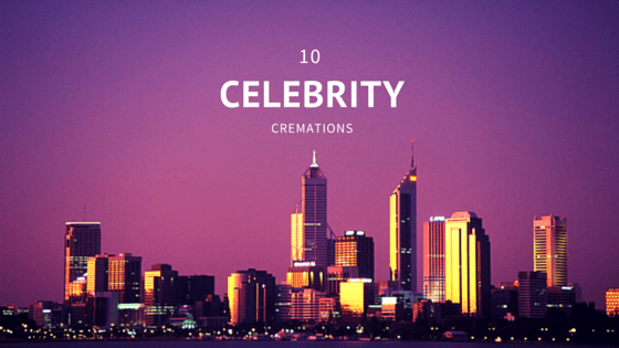 Celebrity Cremations