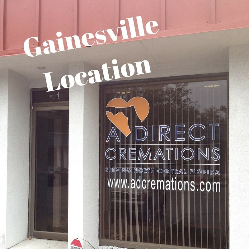 A Direct Cremation Gainesville Location