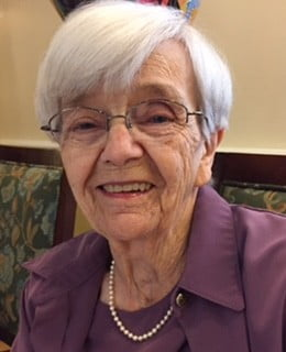 Helen Frances Saunders Obituary